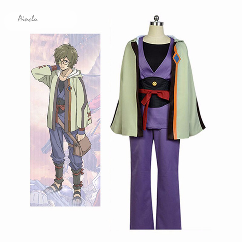 Ainclu Customize Kabaneri of the Iron Fortress / Koutetsujou no Kabaneri Ikoma Kimono Uniform Cosplay Brand Costumes