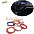 5m x 4mm Universal Rubber Auto Car Accessories Body Kit Side Skirt Window Moulding Decoration Trim Strip