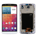 LCD Display For LG G3 D855 D850 Touch Screen with Digitizer + Bezel Frame Assembly + Glue Tape + Open Tools , Free shipping