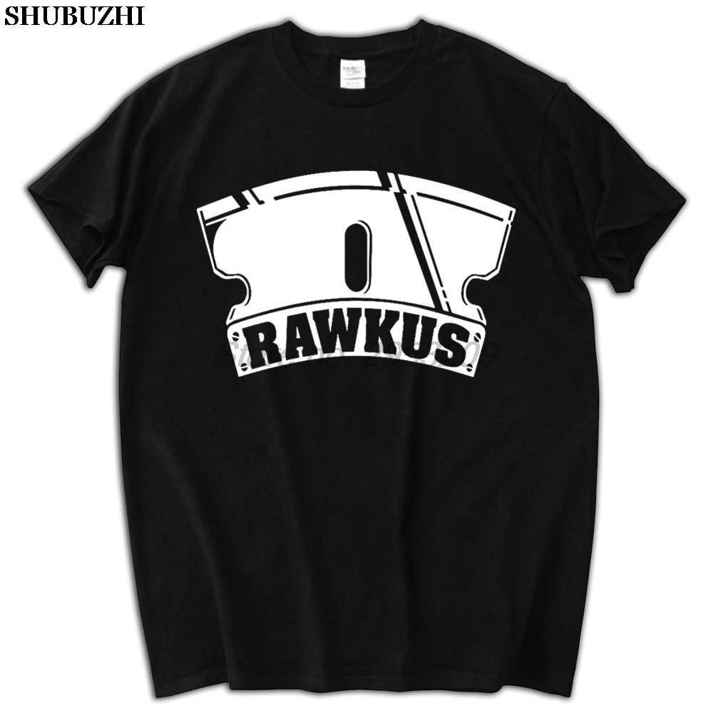 Rawkus 記録男性 tシャツ綿 100% のトップス男性ブランド tシャツウータンクラン Mos Def エミネム Talib Kweli sbz5290