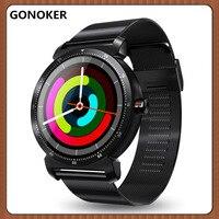À prova d' água Relógio Inteligente All-Dia da Frequência Cardíaca e da Atividade de Monitoramento Monitoramento Sono Smartwatch GPS Ultra-Longa Vida Útil Da Bateria