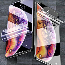 Hydrogel Film For Samsung Galaxy S6 S7 S8 S9 Edge Plus S10 lite S105G S10plus A3 A5 A7 2017 Screen Protector Soft Film Not Glass(China)