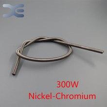 5 в партии Высокое качество нагревательный провод высокая температура никель-хрома сопротивление провода горячие пластины части 300 Вт