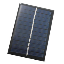 Solar Panel Module For Battery Cell Phone Charger DIY Model:90X60mm 6V 0.6W ty 3 solar panel holders set for diy model toy white yellow