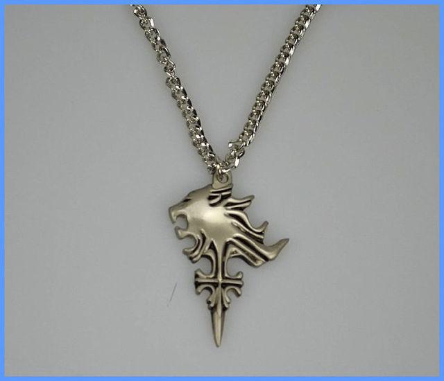 Final fantasy viii squall griever pendant necklace new hot in final fantasy viii squall griever pendant necklace new hot aloadofball Image collections