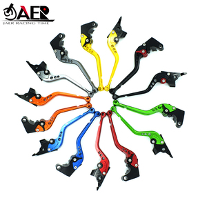 Image 5 - JEAR CNC Adjustable Motorcycle Brake Clutch Levers for Aprilia TUONO V4 1100RR Factory 2017 2018