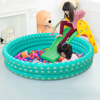 Multi function Outdoor Inflatable Swimming Water Pool Home Use Portable Children Baby Cartoon Swim Bath Game Playground Bathtub