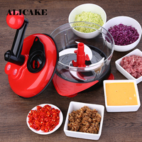 Multifunctional Vegetables Cutter Chopper Crusher Dicer Cabbage Knife Meat Grinder Egg Tools Creative Kitchen Tools Accessories