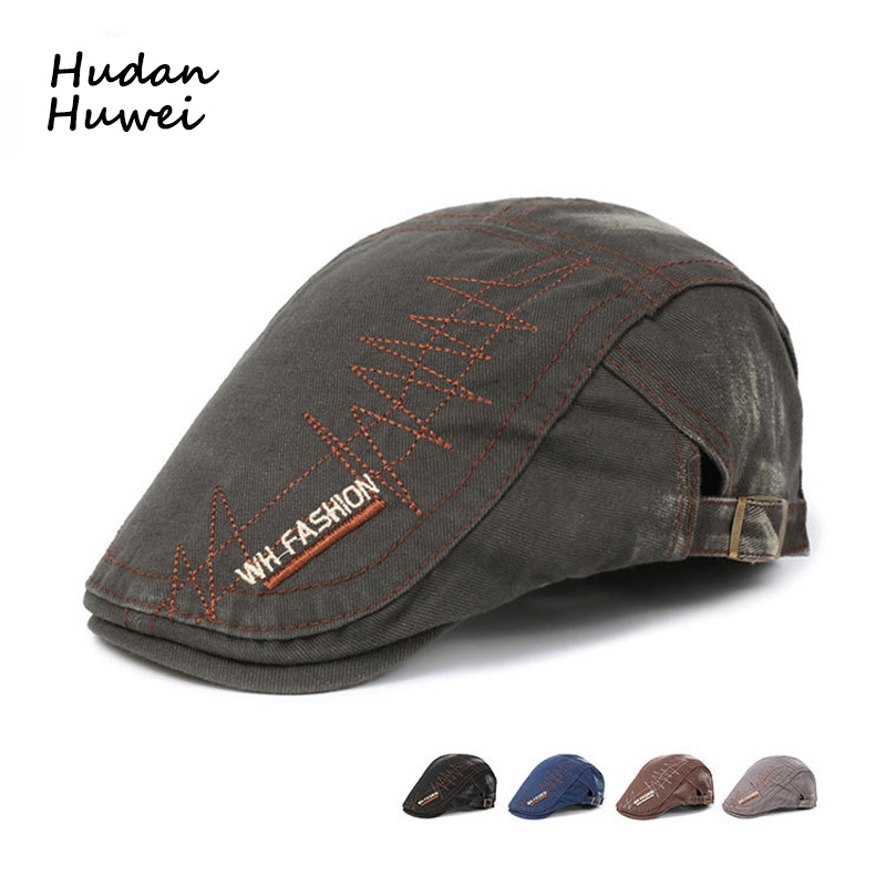 Hot-selling Cotton Cabby Cap Golf Driver Hat