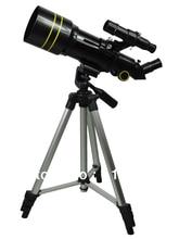 Новый 150x увеличение, Профессиональный 70300 (300/70 мм) Земной Астрономический Телескоп