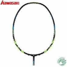 Настоящая Кавасаки 30 т высокожесткая углеродная волокнистая Натяжная 666 Ad ракетка для бадминтона с высоким напряжением G5 ракетки с подарком