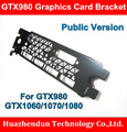 New Arrivals  gtx980  gtx1060/1070/1080  Graphics Card  Bracket  Public  Version   DP+DP+HDMI+DP+DVI Interface  12CM