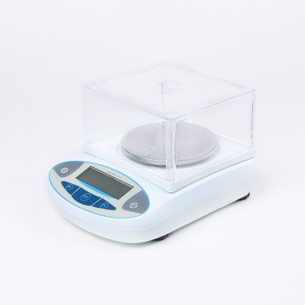 3000 x 0.01 g 10 mg Analytical Balance Lab laboratory Digital Electronic Precision Scale