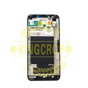 Image 5 - 100% Полный ЖК дисплей дисплей + кодирующий преобразователь сенсорного экрана в сборе для мобильного телефона ZTE Grand S2 S 2 II S251 S291 S252 S221 ЖК дисплей с рамкой Бесплатная доставка