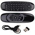 C120 TK668 Fly Air Mouse Wireless TV BOX Клавиатура 2.4 Г Аккумуляторная Дистанционного управления 360 градусов Управления для Android/TV/Tablet