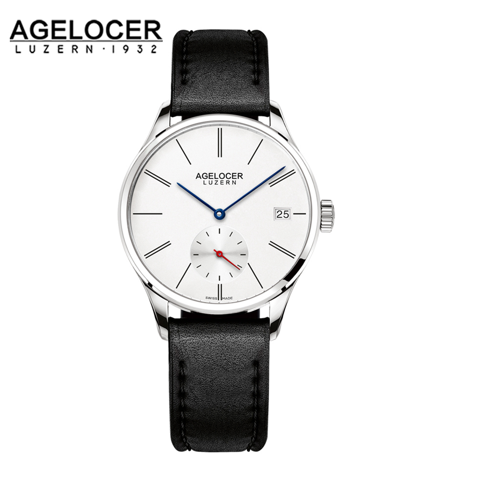 Ageloce Brand Luxury High quality Quartz Leather Wrist Bracelet Fashion Women Watch Ladies Wristwatch relojes mujer montre femme luxury brand women diamond quartz watch ladies female dress wristwatch rotatable dial watche s montre femme relojes mujer