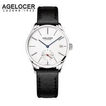 Ageloce Brand Luxury High quality Quartz Leather Wrist Bracelet Fashion Women Watch Ladies Wristwatch relojes mujer