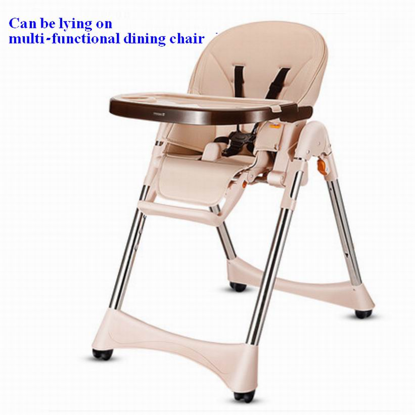 High Quality Child Dining Chair Adjustable Baby