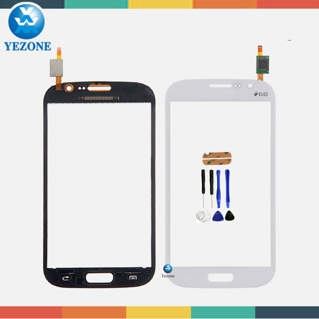 Touch Panel For Samsung Galaxy Grand Neo I9060 I9062 Touch Screen Digitizer Sensor Front Glass Touch Outer Cell Phone Part Tools