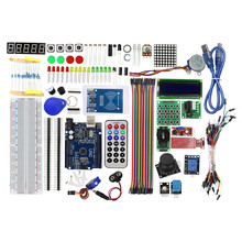 NEWEST RFID Starter Kit UNO R3 Upgraded Version Learning Suite UNO R3 Starter Kit for arduino