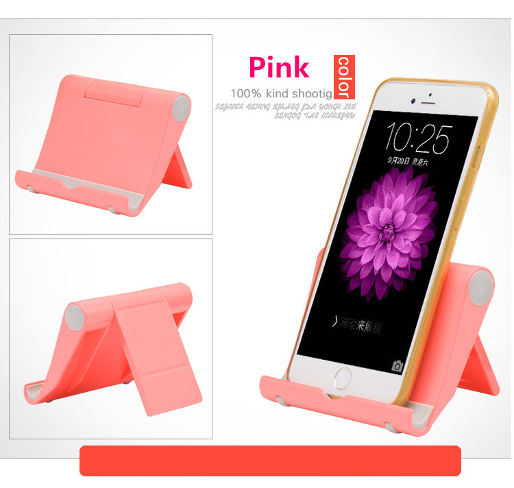 Universal adjustable Mobile Phone holder Stand Tablet Smartphone Card Mount For Samsung Galaxy A3 A5 A7 2016 A8 E5 E7 2017 2018