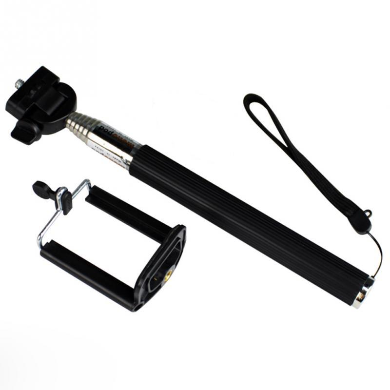 For GoPro Accessories Handheld Extendable Self Selfie