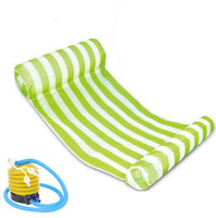 Water Sports Floating Hammock Summer Beach Swimming Inflatable Float Bed Lounger Chair Leisure Swimming Pool Accessories 0.2