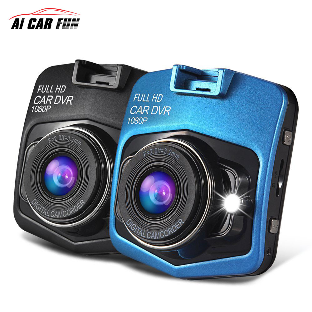 GT300 Newest Mini Car DVR Camera 2017 Dash cam Camcorder G-sensor 1080P Full HD Video Registrator Parking Recorder Auto Car DVRs