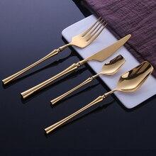 Service de couverts en or couteau S
