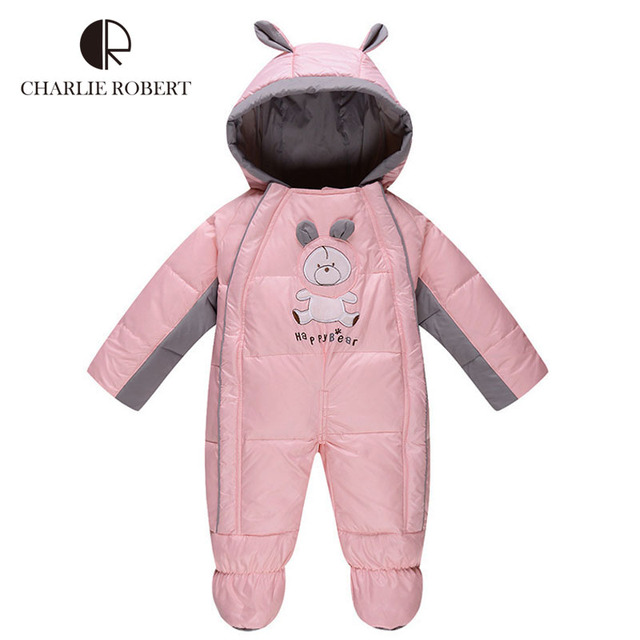 e546a3899 Baby Clothing Bodysuits Winter Baby Romper Girl Boys Costume ...