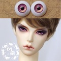 1Pair Retail BJD MSD Doll Accessories 12MM 14MM 18MM 20MM Acrylic Eyes For Dolls BJD