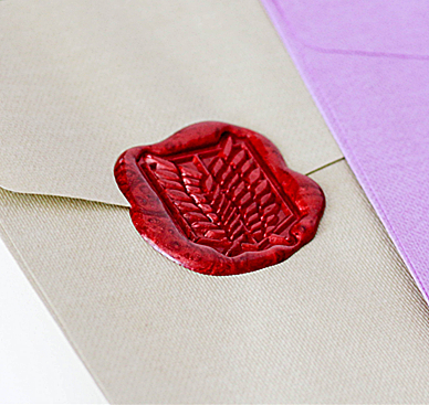 New Anormal Attack on Titans wax seal Metal head without handle,DIY Scrapbooking wax stamp copper head, Vintage and high quality new hot anime vampire knight wax seal metal head diy scrapbooking sealing wax stamp copper head vintage gift high quality