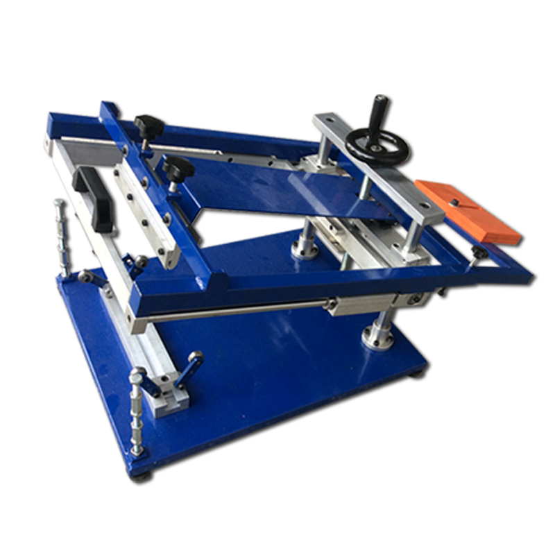 Hand Cylinder Screen Printer Machine,connical Screen Printer, Small Hand Screen Printer Prices