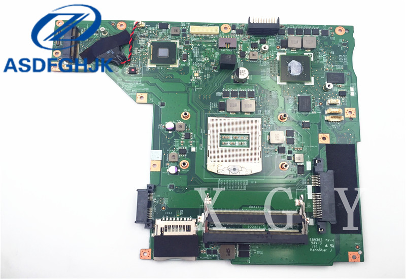 где купить laptop motherboard for MSI GE60 CR60 gp60 motherboard ms-16gd ms-16gd1 DDR3L Non-Integral 100% Test OK дешево
