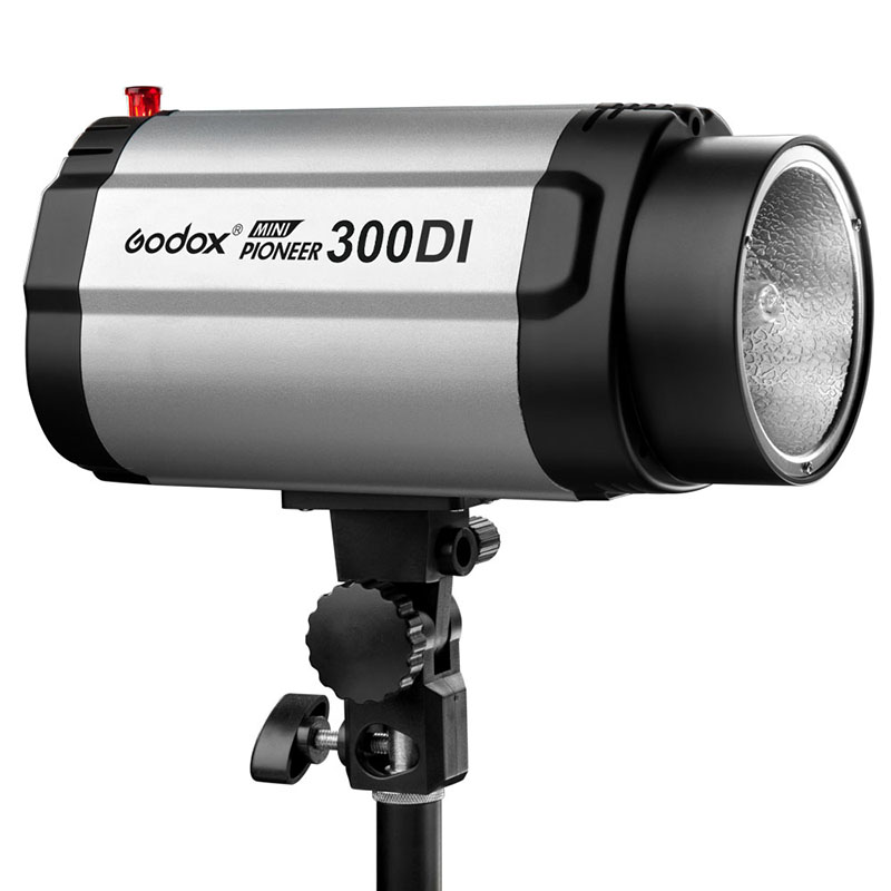 Godox 300DI 300w Mini Master Strobe Photo Studio Flash Monolight Photography light with Lamp Head for Photo Studio Accessories