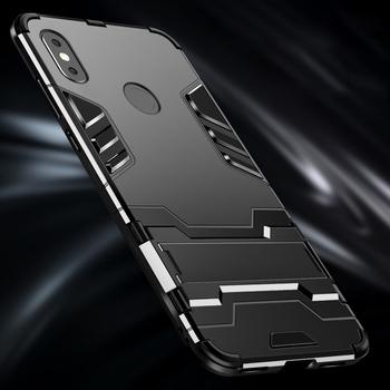KISSCASE Case For Xiaomi Mi8 Armor Cases For Xiaomi Mi 6X 5X F1 Full  Protection Cases For Redmi 5 Plus 4X 5A Note 5 Capinhas