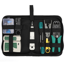 2KT-2172 Stripping pliers hardware tool kit cable combination installation network kit hand tool set Network Repair Tool Kit стоимость
