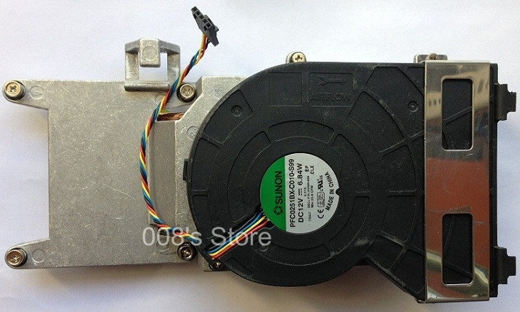Brand Cooler Fan Heatsink For DELL OptiPlex 390sff 790sff 990sff 7010sff 9010sff PFC0251BX-C010-S99 J50GH 0FVMX3 PVB120G12H-P01