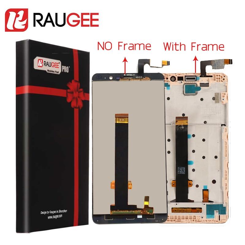 Per Xiaomi Redmi Nota 3 Pro 150mm Schermo LCD Display Touch con Soft-Retroilluminazione dei tasti/Medio Telaio per Redmi Nota 3/Prime Schermo
