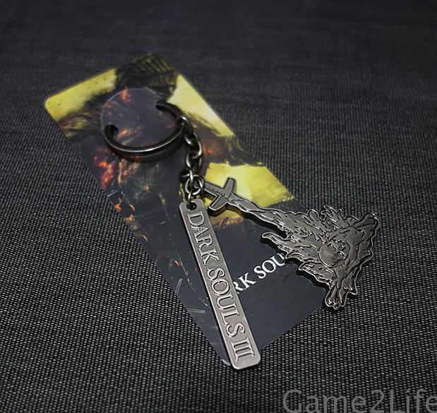 Души темно-3 III Limited Коллекция Рекламных брелок металлический брелок