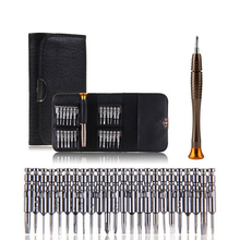 SCHEPPACH 1Set 25 in 1 Torx Screwdriver Repair Hand Tools Kits Set For iPhone Cellphone Tablet PC Hot Worldwide Tools TA0006