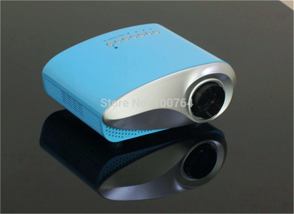200 Ansi lúmenes mircro mini pico proyector led home theater proyector beamer pr