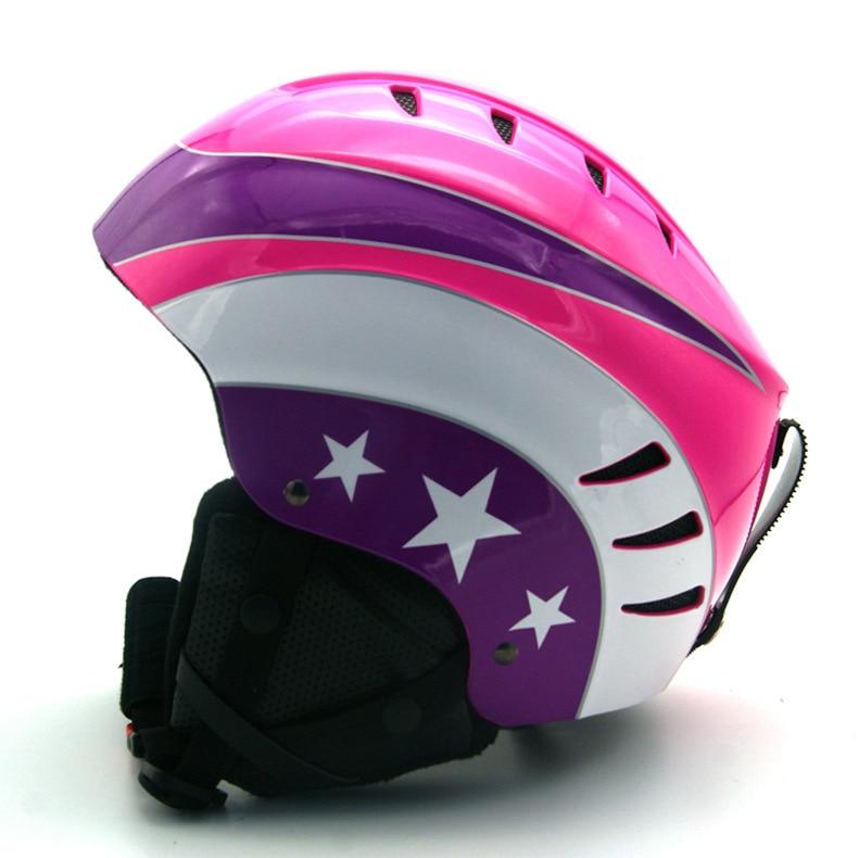 Ski helmet adult outdoor sports helmets authentic warm helmet extreme sports protective gear veneer double plate Snow Helmets extreme sports surf