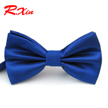 New 2016 fashion bow tie pocket married bow ties male bow candy color butterfly ties for