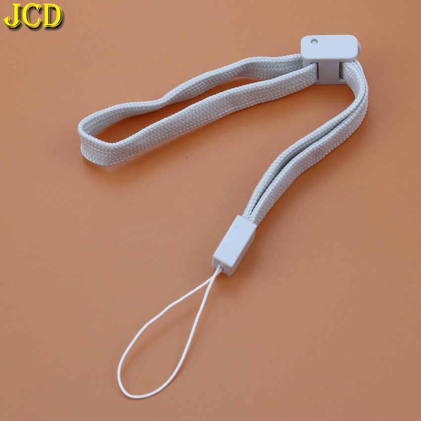 JCD 1 шт Анти-падения ремешок Строка для wii U PS4 PS3 двигаться Оборудование для psv Оборудование для psp 3DS XL Новые 3 DSXL пульт дистанционного управления повязка на запястье