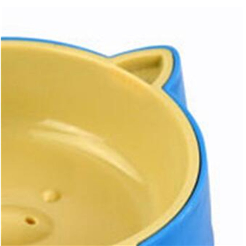 Recipientes de plástico Para Mascotas Cuenco de Agua Para Gatos Perro Bol Pour C