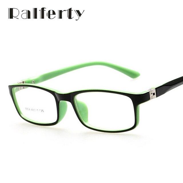 8575f967a5299 Ralferty Crianças Vidros Ópticos Quadro Criança Menino Menina Miopia  Prescrição Armações de óculos Claros Óculos Espetáculo