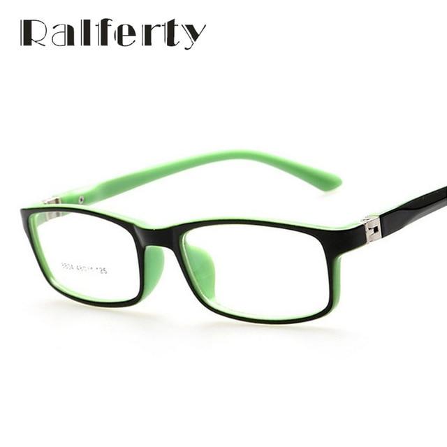 07b222777f Ralferty Kids Optical Glasses Frame Child Boy Girl Myopia Prescription  Eyeglass Frames Clear Eyewear Spectacle Frame Oculos 8804