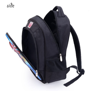 Image 5 - LUOBIWANG Game Battle Royale Children Schoolbag Famous Cartoon Character Backpack for Teenager Boys and Girls Mochila Infantil
