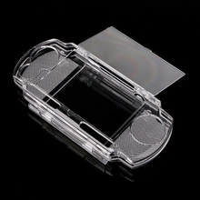 Brand Durable Crystal Protective Hard Carry Cover Case Protector for Playstation PSP 2000 3000 Game Accessory